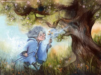 Eisheilige 2015, Illustration by Julia Gingras