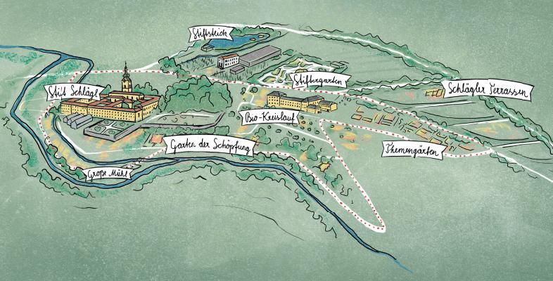 Landesgartenschau Bio.Garten.Eden 2019