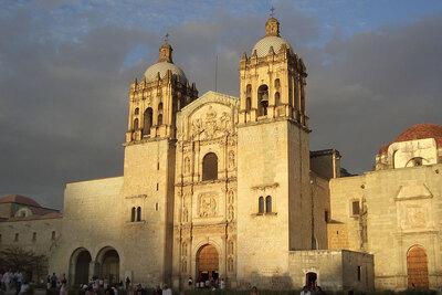 Oaxaca Mexico Kirche